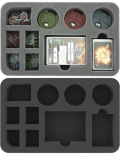 X-Wing - Feldherr HS045XW01 Foam Tray for Star Wars X-WING Dials, Tokens and Accessories