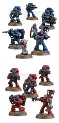 Space Marines - DEVASTATOR SQUAD (Repack)