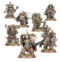 Chaos Space Marines - DEATH GUARD PLAGUE MARINES