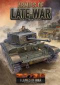Flames of War - ARMIES OF LATE WAR