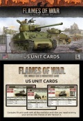 Flames of War - US LATE WAR UNIT CARDS