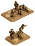 15mm WW2 Italian Bersaglieri Rifle Platoon