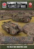 15mm WW1 British Mark IV
