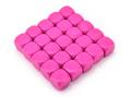 6 OLDALÚ DOBÓKOCKA 16 mm számozatlan, rózsaszín / 6 SIDED DICE 16mm Blank Dice Pink