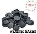 Bases - 25mm ROUND BASES (10)