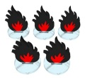 Wound Markers - FIRE (1)