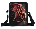 MESSENGER BAG - Dragon 1