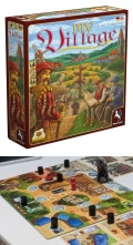 AGRICOLA (Revised Ed.) Hobby Base Game (1-4)