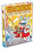 SUPER MUNCHKIN - Guest Artist German Edition (Art Baltazar) (3-6)
