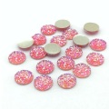 BOARD GAME COUNTERS - SPARKLING PINK 12mm (10)