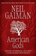 Gaiman, Neil - AMERICAN GODS