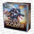 MTG - HEROES OF DOMINARIA Board Game Premium Edition