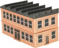 15mm Modern Scenery - Factory Building Special Edition Orange