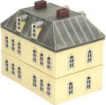 15mm WW2 Scenery - Estate House Special Edition Yellow