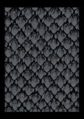 KÁRTYAVÉDŐ / DECK PROTECTORS - Double Matte - Dragonhide Black (50)