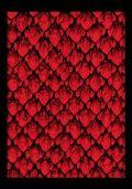 KÁRTYAVÉDŐ / DECK PROTECTORS - Double Matte - Dragonhide Red (50)