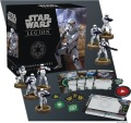 Star Wars - Legion Miniatures Game - STORMTROOPERS Unit Expansion