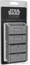 Star Wars - Legion Miniatures Game - BARRICADES Pack