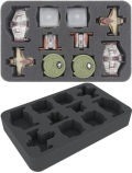 Feldherr HSMEAH040BO 40 mm Foam Tray for Star Wars X-Wing Kimogila Fighter, Quadjumper and Scurrg H-