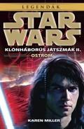 Star Wars - Klónháborús játszmák - OSTROM
