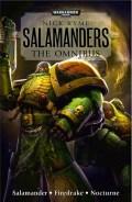 Salamanders - Tome of Fire - SALAMANDERS Omnibus (Nick Kyme)