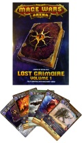 Mage Wars Arena - LOST GRIMOIRE VOL. 1.