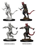 D&D Nolzur's Marvelous Minis - Tiefling Male Rogues (2)