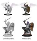 D&D Nolzur's Marvelous Minis - Aasimar Male Paladins (2)