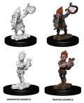 Pathfinder Deep Cuts - Gnome Male Bards (2)