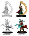 Pathfinder Deep Cuts - Gnome Female Sorcerers (2)