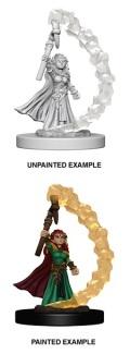 Pathfinder Deep Cuts - Gnome Female Sorcerer 1