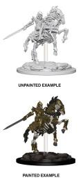 Pathfinder Deep Cuts - Skeleton Knight on Horse (1)