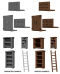 WizKids Deep Cuts - Archivist Library (21)