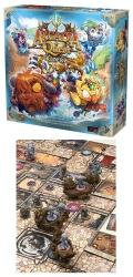 ARCADIA QUEST: RIDERS Expansion (2-4) (Ltd. Qty!)