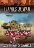 Flames of War - British Armoured Fist Command Cards (53)
