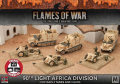 15mm WW2 German 90th Light Africa Division