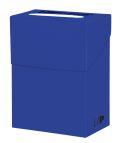 KÁRTYATARTÓ DOBOZ / DECK BOX - Solid - Pacific Blue