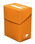 KÁRTYATARTÓ DOBOZ / DECK BOX - Solid - Pumpkin Orange