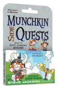 Munchkin - SIDE QUESTS Expansion