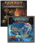 CLANK! (2-4) + SUNKEN TREASURES Expansion