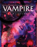 VTM 5th Ed. - VAMPIRE: THE MASQUERADE 5TH ED. CORE BOOK + STORYTELLER SCREEN