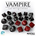 WOD DOBÓKOCKAKÉSZLET 20 db-os / Vampire: The Masquerade Dice Set (15+5)