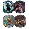 MTG - MAGIC: THE GATHERING RELIC TOKENS - LINEAGE COLLECTION (3)