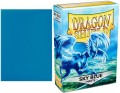 KÁRTYAVÉDŐ / DECK PROTECTORS - Dragon Shield Matte Sleeves Sky Blue (60)