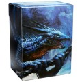 KÁRTYATARTÓ DOBOZ / DECK BOX - Dragon Shield Deck Shell - Art Sapphire - Royenna Ltd. Ed.