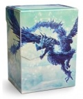 KÁRTYATARTÓ DOBOZ / DECK BOX - Dragon Shield Deck Shell - Art Clear Blue - Celeste Ltd. Ed.