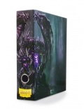 DOSSZIÉ / CARD ALBUM - Dragon Shield Slipcase Binder - Black - Groan