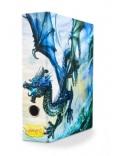 DOSSZIÉ / CARD ALBUM - Dragon Shield Slipcase Binder - Blue - Kokai