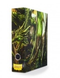 DOSSZIÉ / CARD ALBUM - Dragon Shield Slipcase Binder - Green - Radix