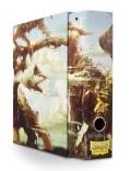 DOSSZIÉ / CARD ALBUM - Dragon Shield Slipcase Binder - Umber - Rodinion
